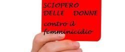 sciopero donne contro la violenza