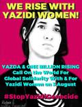 Stop femminicidio donne yazide
