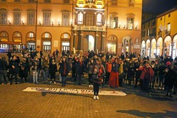 One Billion Rising 2017 Imola