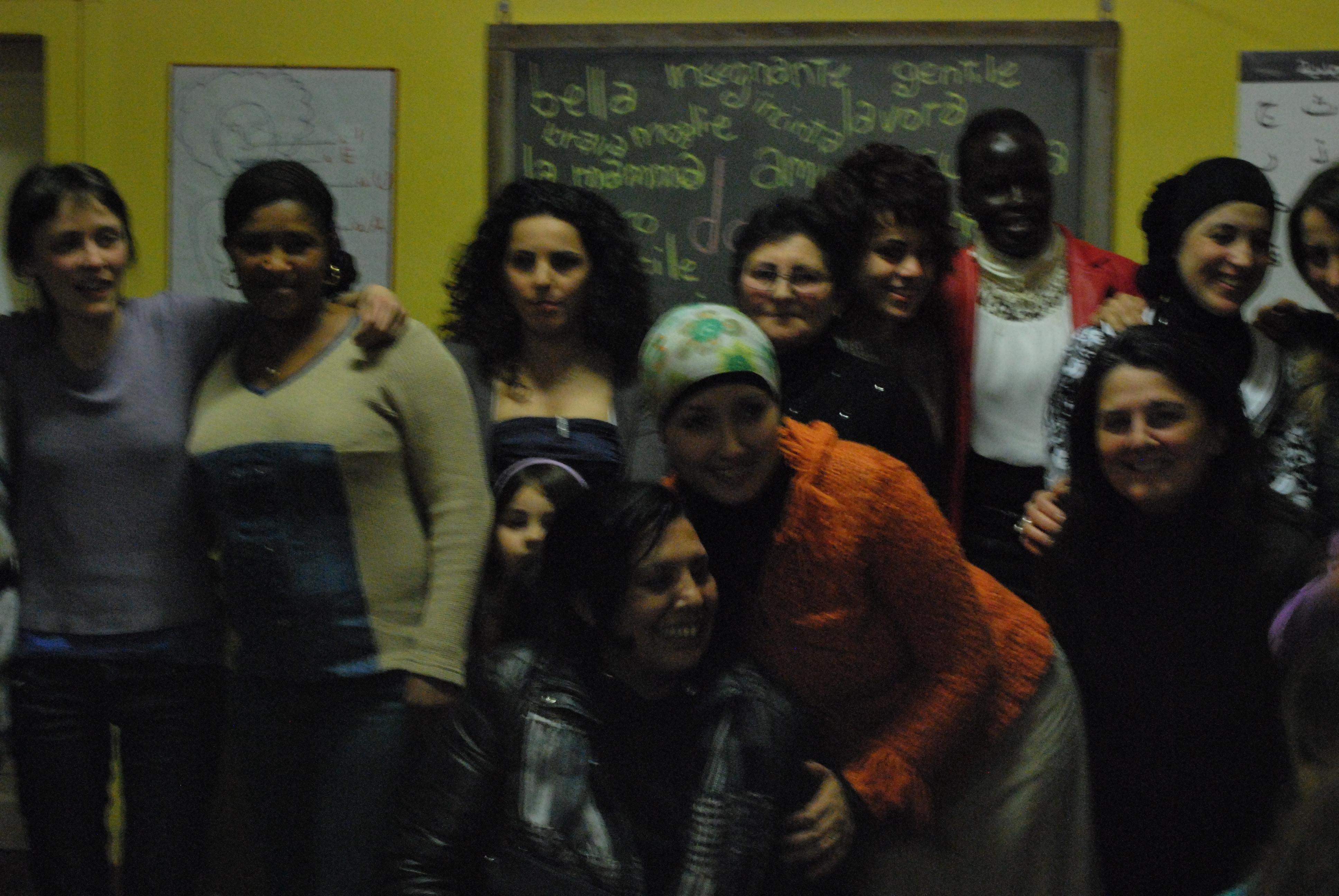 foto donne di trama, 8 marzo 2012